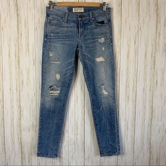 Textlie Elizabeth and James Ozzy Jeans Torn